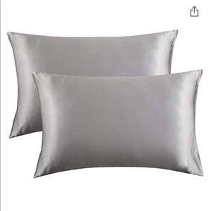 NWOT Satin Pillowcases